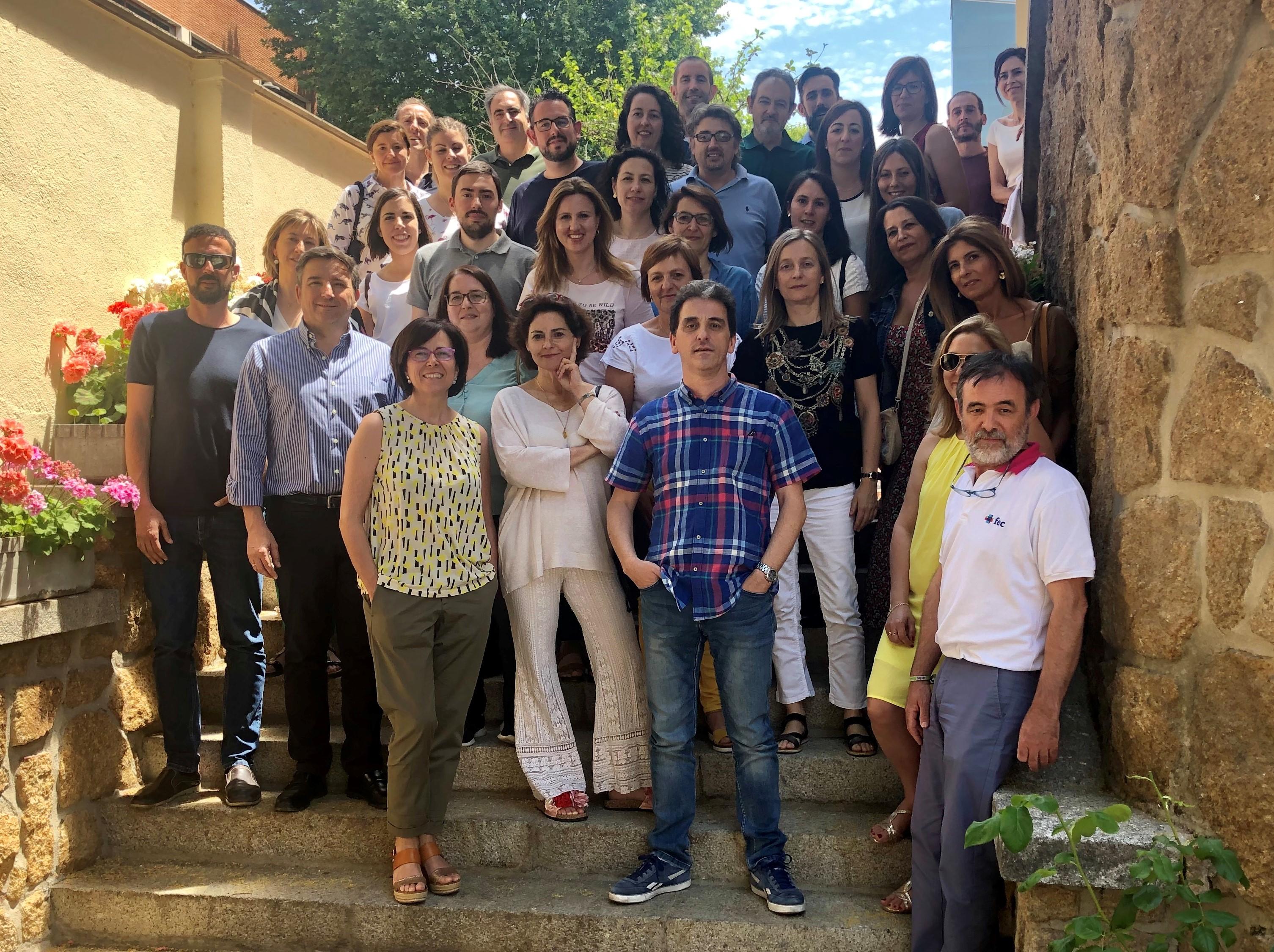 Primer evento oficial de la European TBLC en España